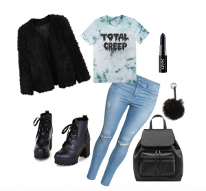 Total Creep Fall Fashion 2015