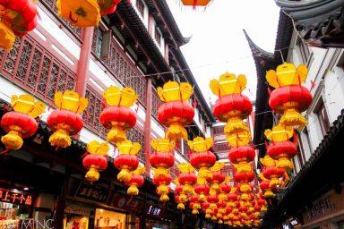 Shanghai Yuyuan Garden-12