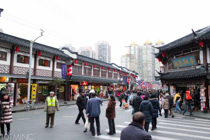 Shanghai Yuyuan Garden-27