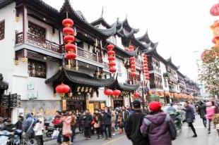 Shanghai Yuyuan Garden-5