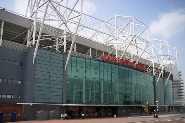 Old Trafford Stadium, Manchester