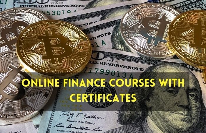 Online Finance Courses with Certificates