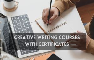 Free creative writing courses with certificates