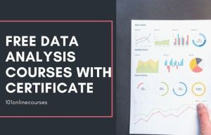 Free Data Analysis Courses with Certificate