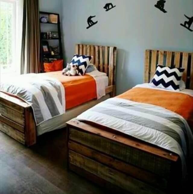 Diy Pallet Ideas For Kids Rooms Novocom Top