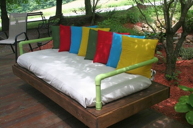 how to fix a sofa spring spectra home diy tutorial: build pallet daybed | 101 pallets