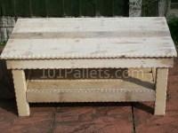 Wooden Pallet Furniture Plans | 101 Pallets