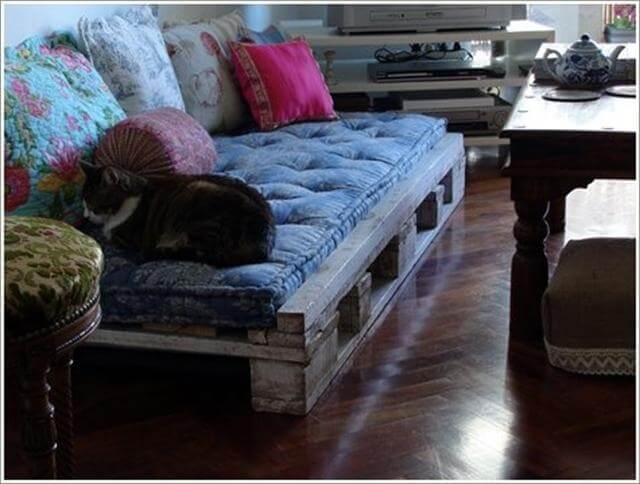 Top 30 DIY Pallet Sofa Ideas 101 Pallets