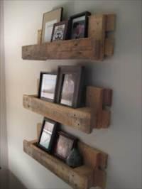 DIY Fantastic Pallet Shelves | 101 Pallets