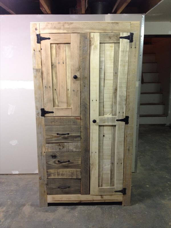 Kitchen Cabinet Doors Made From Pallets | Nrtradiant.com