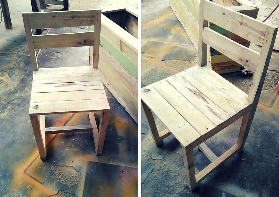 s category pallet chair