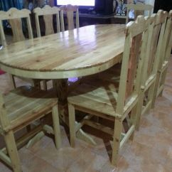 Dining Set With Bench And Chairs Vehicle Lifts For Power Pallet Furniture | 101 Pallets
