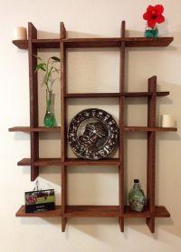 Pallets Wood Decorative Shelf Ideas