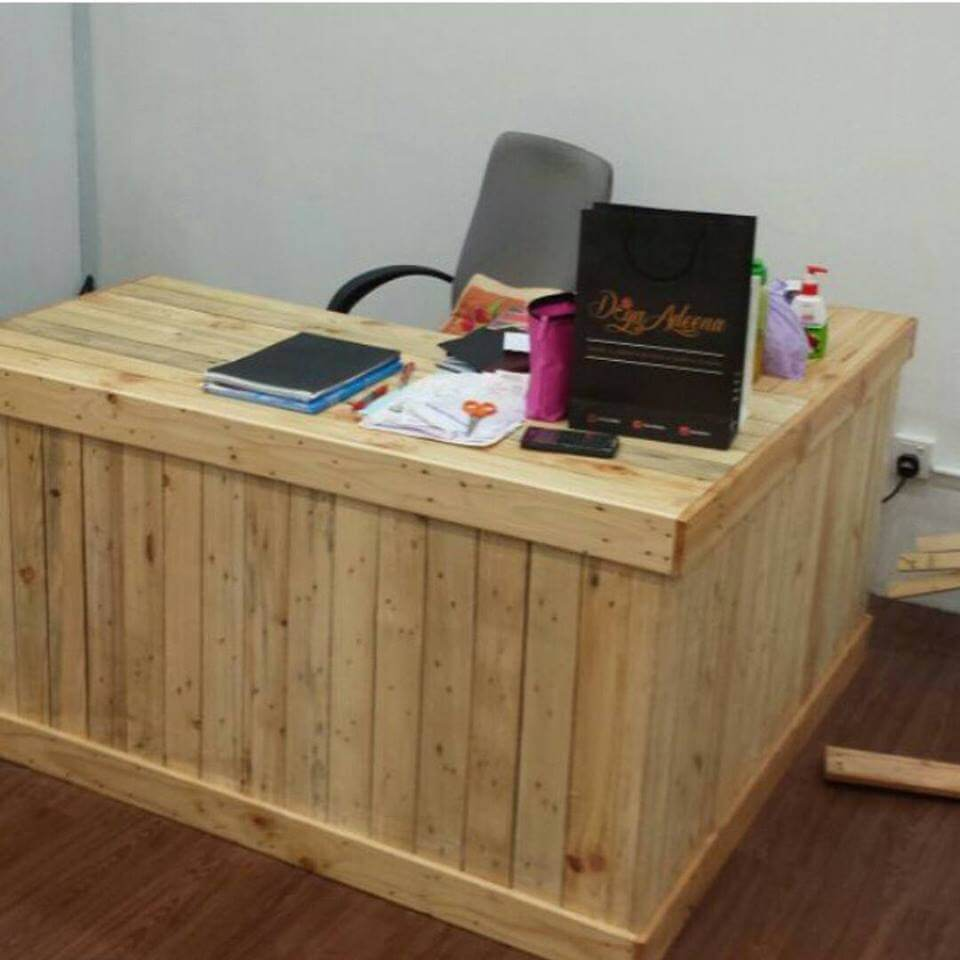 20 Excellent Pallet Furniture Projects
