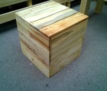 Diy Pallet Patio Outdoor Furniture Set 101 Pallets