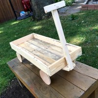 Pallet Wood Wagon for Kids | 101 Pallets