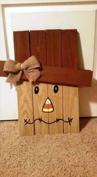 DIY Pallet Halloween Decorations | 101 Pallets