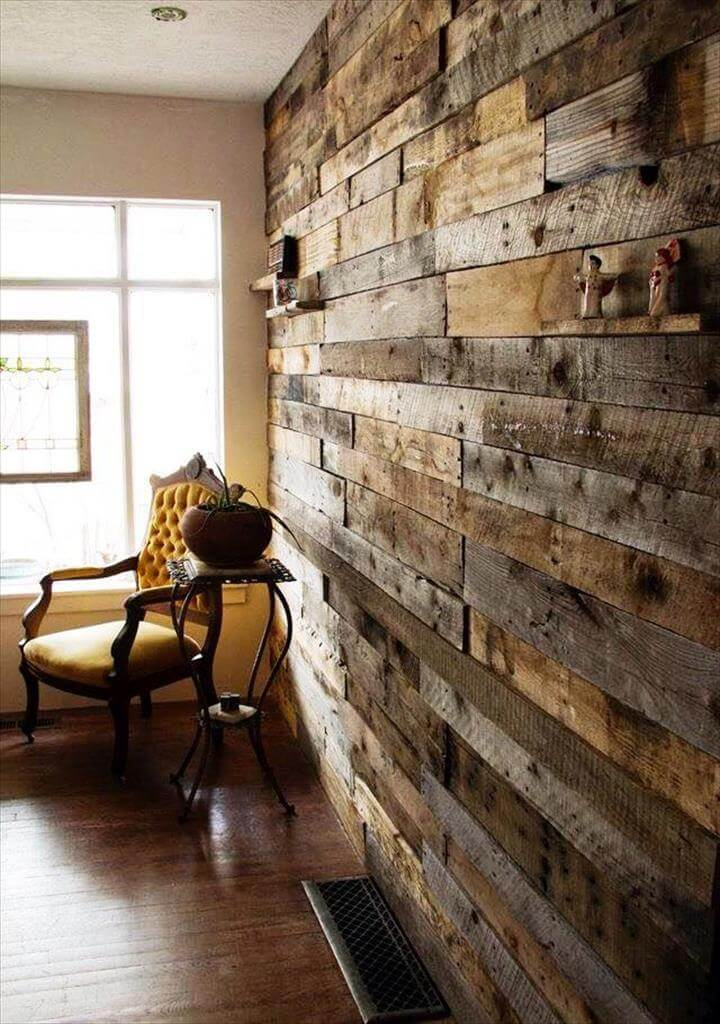 30 Easy DIY Pallet Ideas for Your Next Projects