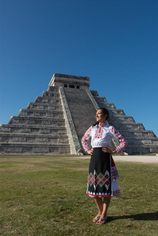 Чичен Ица, Мексико