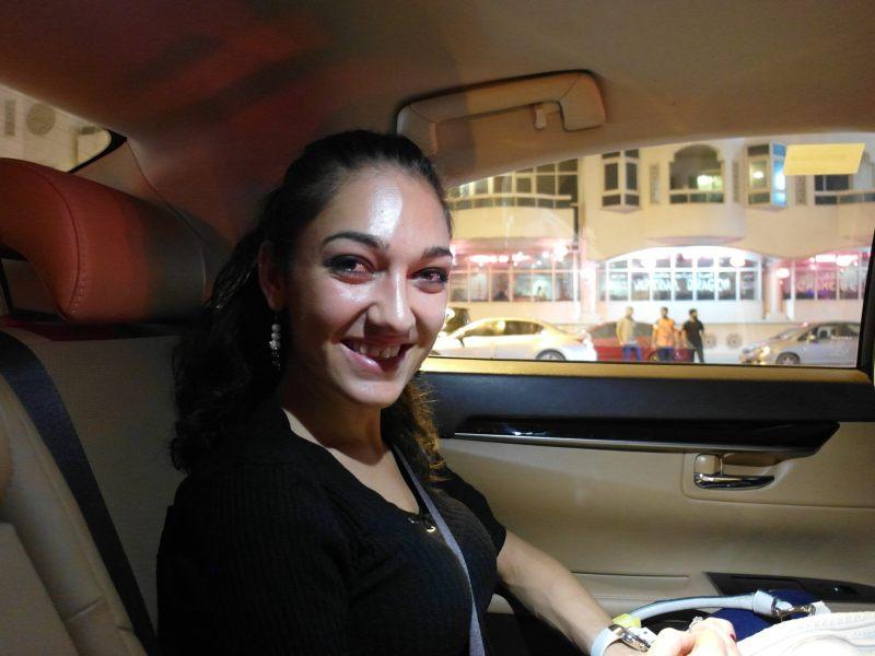 Возилото ни из Дубай