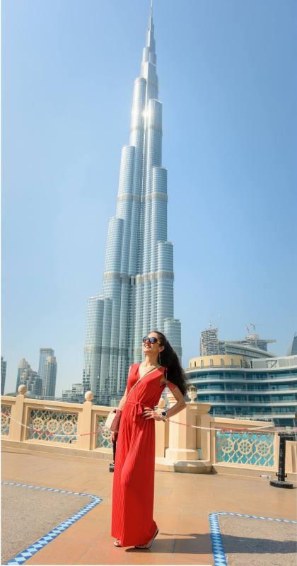 Бурдж Халифа, Дубай