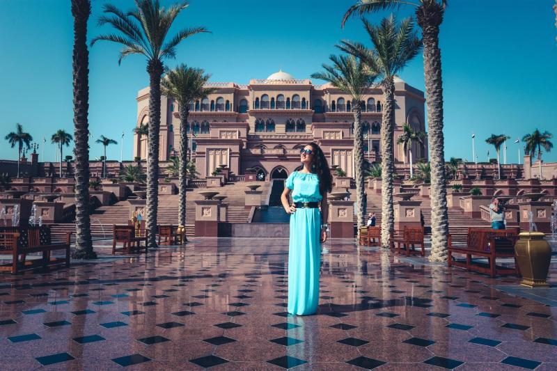 Хотел Emirates Palace, Aбу Даби