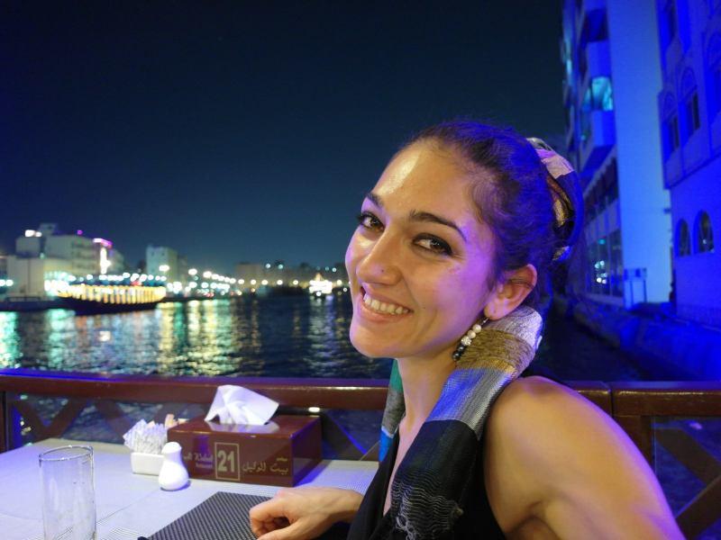 """Ресторант """"Bayt Al Wakeel"""", Дубай"""