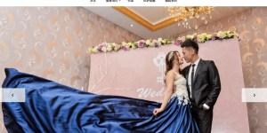ys+風格婚紗-壹零壹數位RWD網站Demo