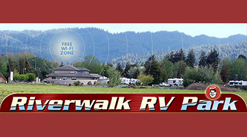Riverwalk RV Park, Fortuna