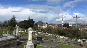#32 – Historic Ferndale Cemetery