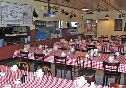 samoa cookhouse and logging museum