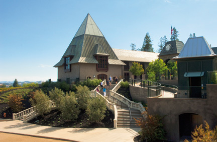 explore francis ford coppola winery - 101 things to do wine country