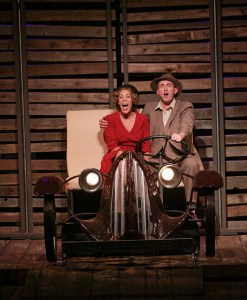 See Bonnie and Clyde, the Musical, at 6th Street Playhouse
