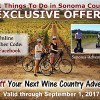 Have a Sonoma Valley Adventure on Bike or Segway