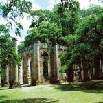 99. Explore Sheldon Church Ruins