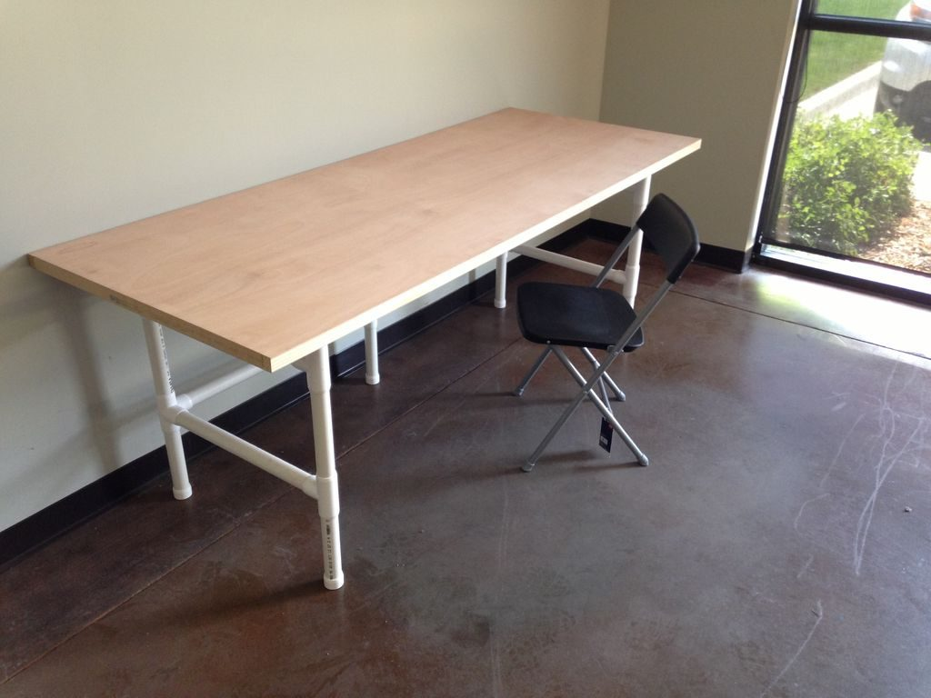 How To Make A Sturdy Table Out Of PVC