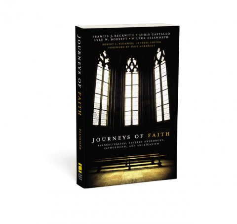 Book Review: Journeys of Faith: Evangelicalism, Eastern Orthodoxy, Catholicism, and Anglicanism