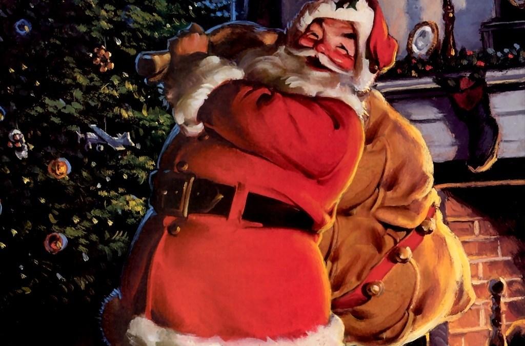 Telling Our Kids About Santa Claus? (Spoiler Alert)