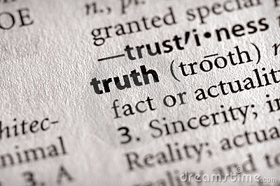 The Case for Truth