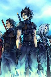 fantasy final core crisis vii iphone wallpapers hd