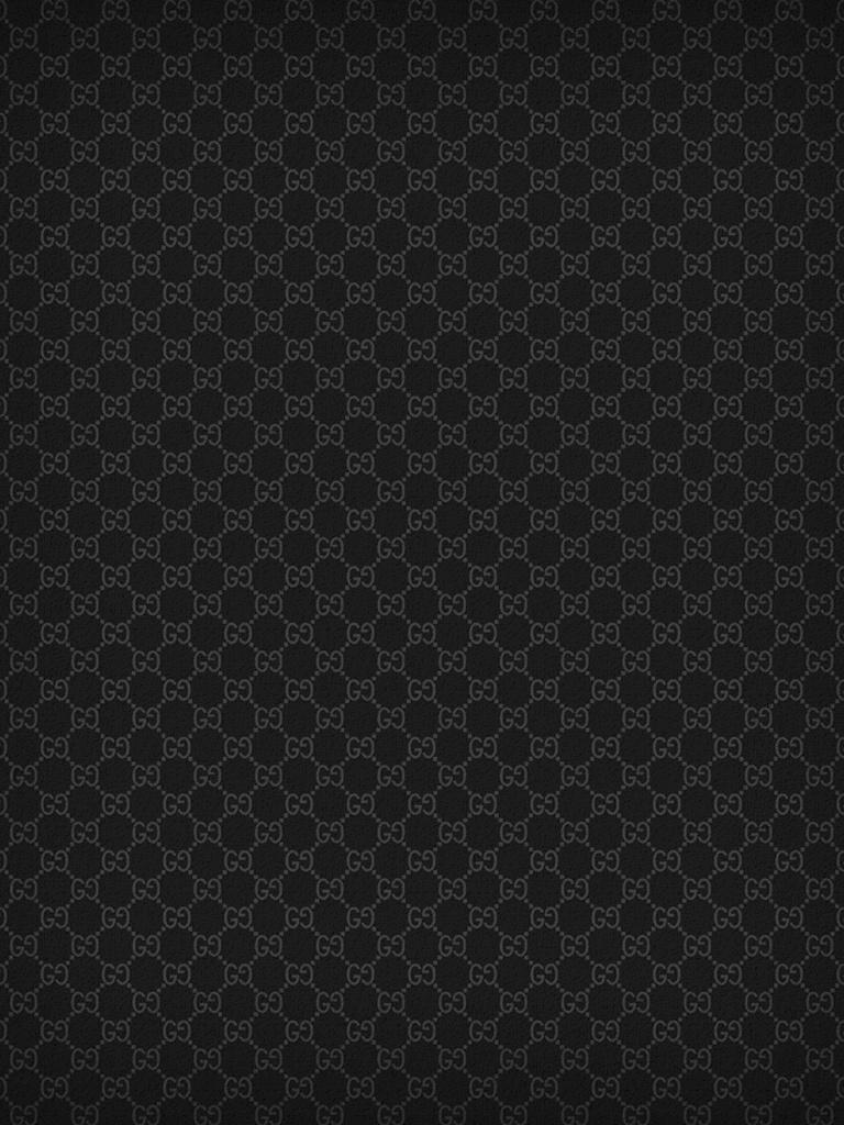 Black Plaid Wallpaper Backgrounds Black Gucci Pattern Ipad Wallpaper Ipad