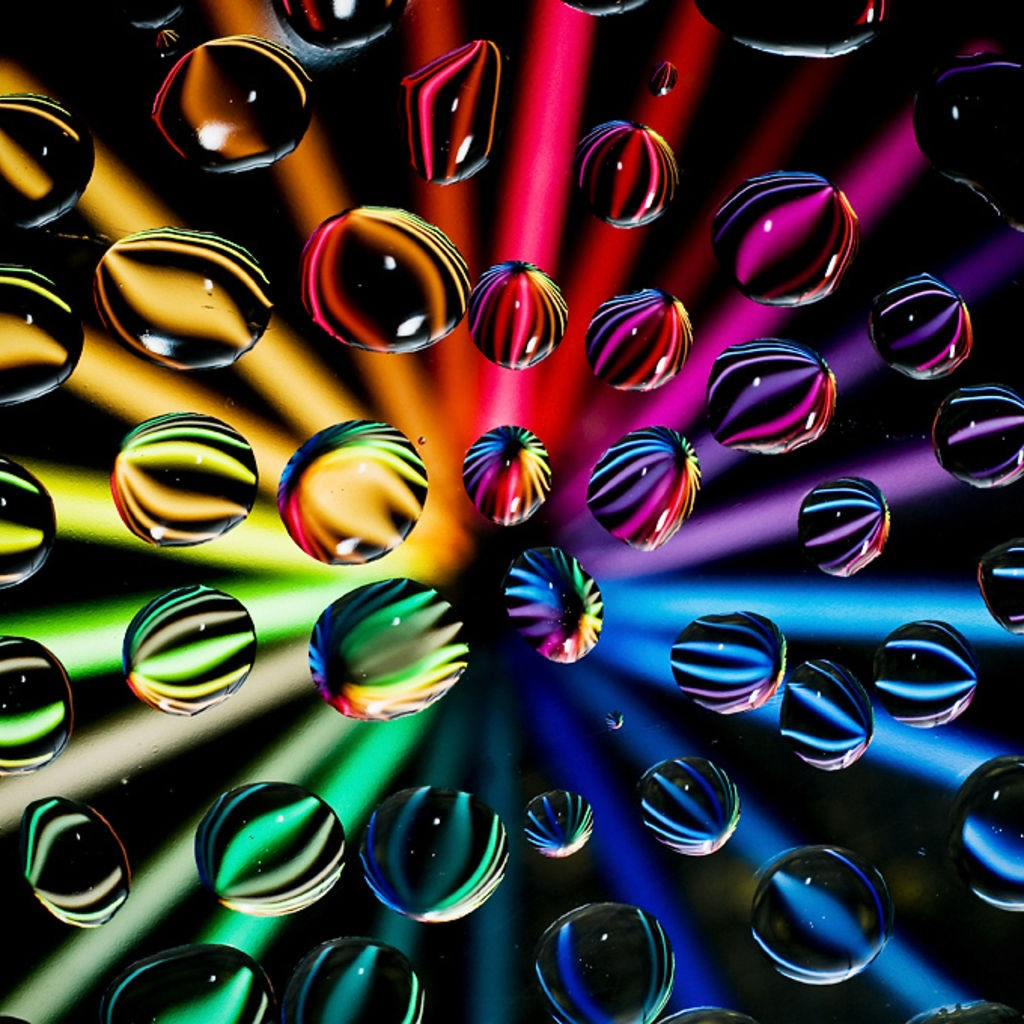 Raindrops Wallpaper Iphone Miscellaneous Color Rain Drops On Glass Ipad Iphone Hd