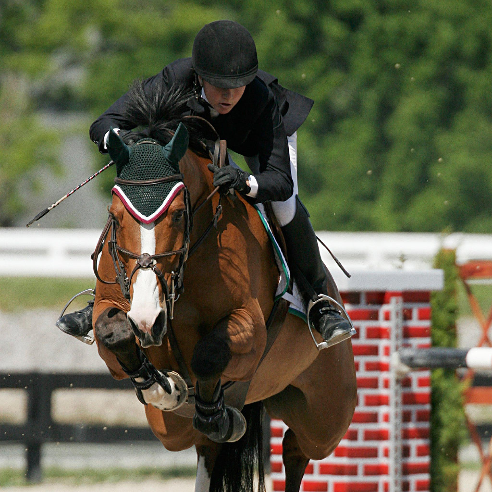 Cute Initial Wallpaper Miscellaneous Horse Riding Show Jumping Ipad Iphone Hd
