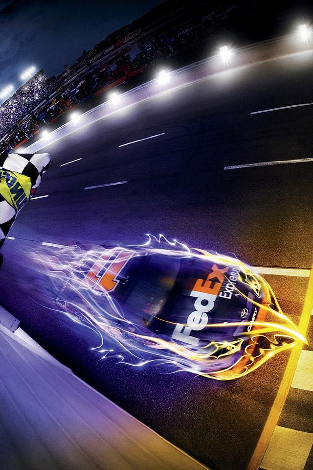 Cute Initial Wallpaper Miscellaneous Fedex Racing Express Ipad Iphone Hd