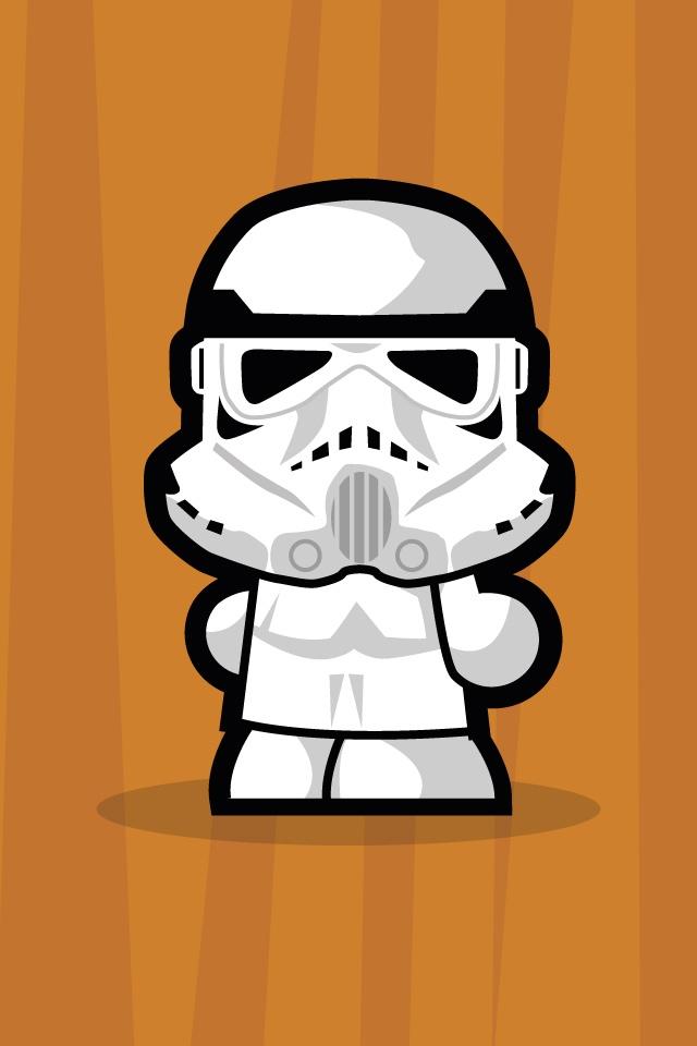 Stormtrooper Vector : stormtrooper, vector, Vector, Imperial, Stormtrooper, Download, IPad/iPad2, Wallpaper