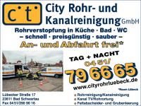 City Rohr- und Kanalreinigung GmbH in Bad Schwartau - Das ...