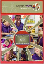 BWPS-2014-School-Report-cover