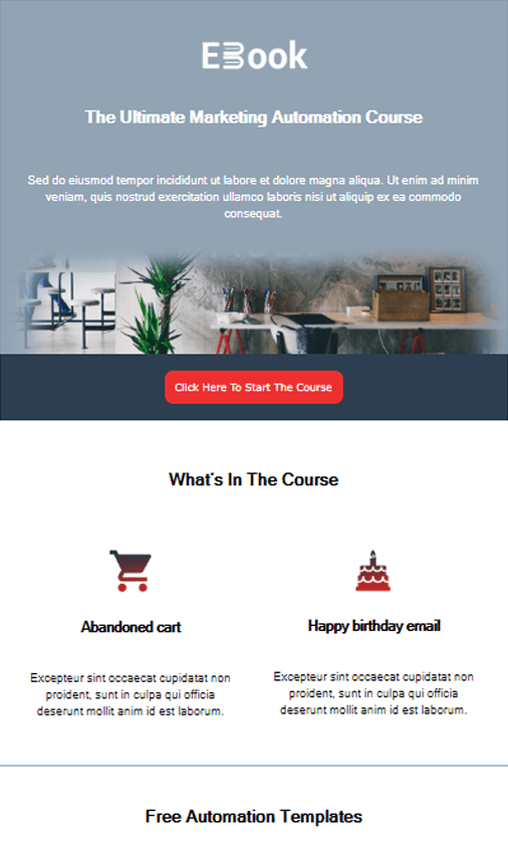 Here are the basic steps you need to take when creating a newsletter. 70 Free Email Newsletter Templates For Your Business