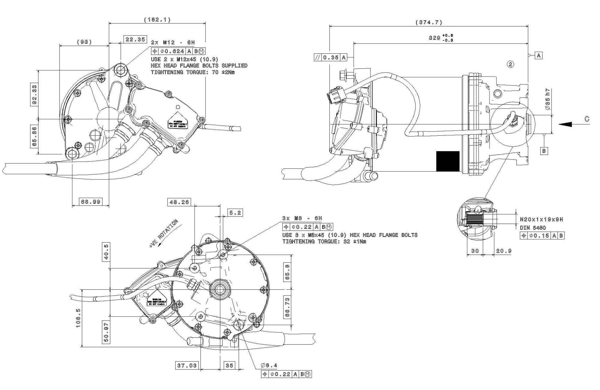 hight resolution of e motor