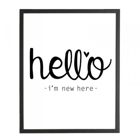 affiche-hello-i-m-new-here